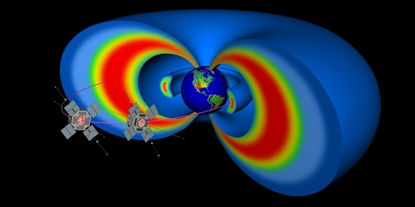 New NASA Van Allen Probes improve space weather models