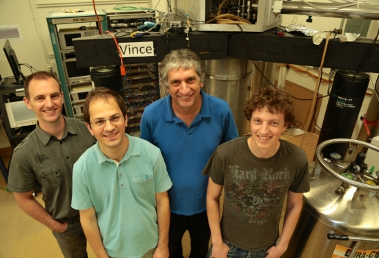 UCSB superconducting qubit array points the way to quantum supercomputers