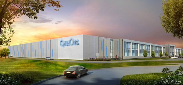 CyrusOne Begins Construction on Third Data Center at Houston West Campus