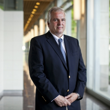Chris A. Kaiser has been named MIT's next provost. Photo: Dominick Reuter